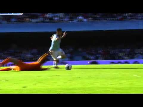 Charles Goal - Celta Vigo vs Real Madrid 2-0 (La Liga 2014) HD