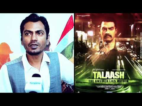 Aamir Khan Is A Great Actor - Nawazuddin Siddiqui