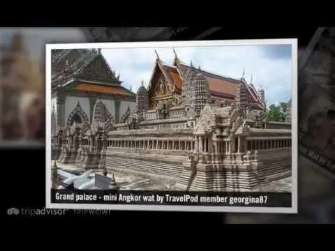 Mini Angkor Wat – Bangkok, Thailand