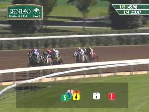 (10/08/2014) Keeneland Race 5