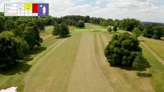 Temple Golf Club Hole 2