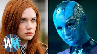Top 10 Surprising Roles by Doctor Who Actors