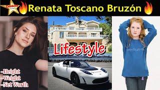 Renata Toscano Bruzón Lifestyle,Height,Weight,Age,Boyfriend,Family,Affairs,Biogr