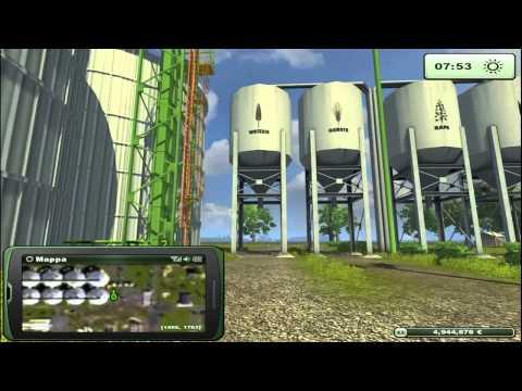 farming simulator 2013 NEW TEST MAP BIG EUROPEAN MAP by fmarco95