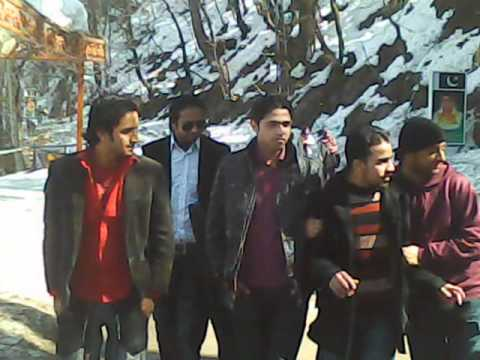 Eagle Boyz on Muree Pakistan ( khoya pyar pyar )