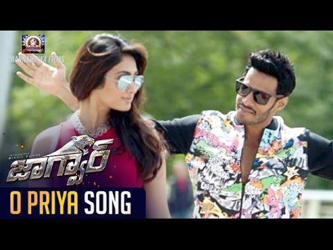 Jaguar Telugu Movie Songs | O Priya Song Trailer | Nikhil Kumar | Deepti Sati | SS Thaman