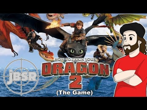 JBSR - How To Train Your Dragon 2 (The Game) Review [Re-Upload]