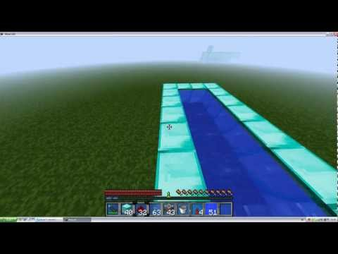 minecraft איך לבנות תותח מ-TNT 1.2.5