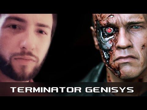 Terminator Genisys: Арнольд в олдскульном образе