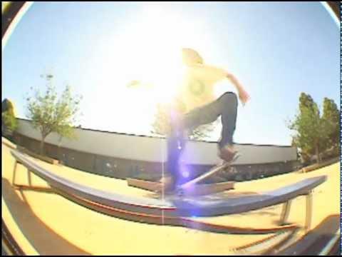 """Tyler Surrey 2004- 2005 """"Sponsor Me Tape"""" SYN Skatebording Clips"""