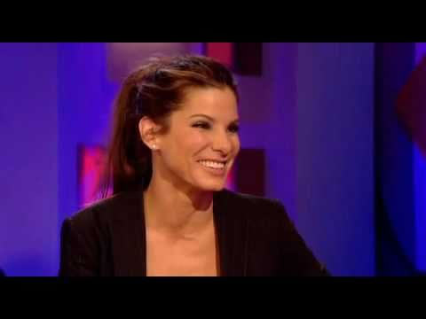 Friday Night with Jonathan Ross: Sandra Bullock 03/07/2009 part 1/2