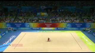 Anna Bessonova clubs 2008 olympic games Beijing