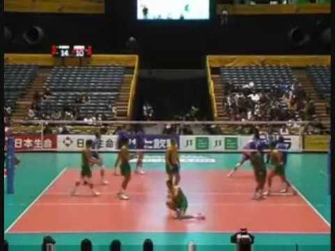 5 1 Rotation Volleyball Video Volleyball Rotations 5-1