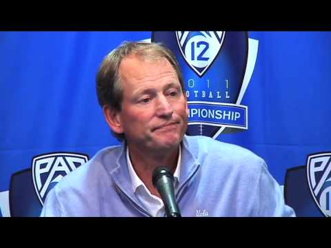 Rick Neuheisel Weekly Press Conference, 11-27-11
