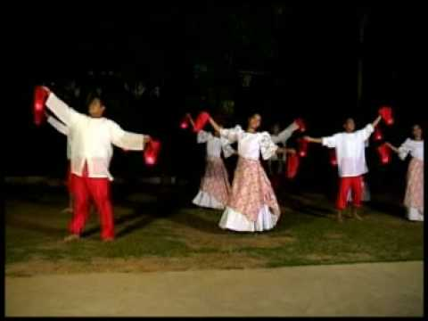 Philippine Folk Dance Pandanggo Oasiwas video