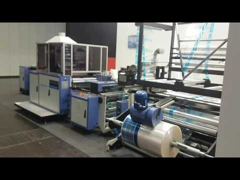 WB-650 Wicket Machine up to 300 cycles/minute at K-2016 Dusseldorf in Germany