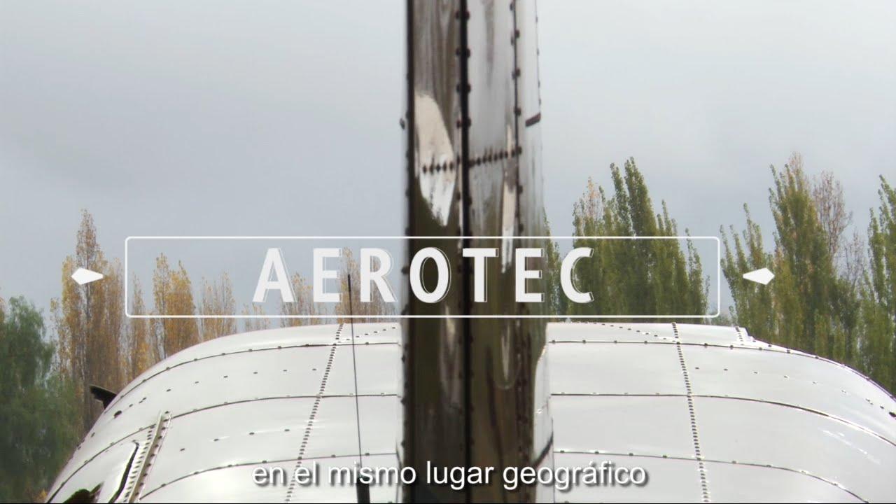 Aerotec: Al emprender, involucrás todos los aspectos de la vida