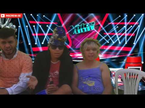 The voice Brasil 01/10/2015 audições a cega - The