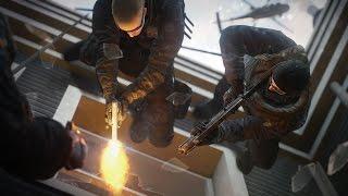 Tom Clancy's Rainbow Six: Siege — Моя игра с режимом «Наблюдатель» | Gamescom 2015