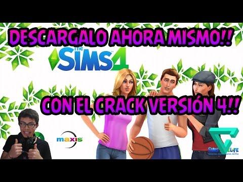 THE SIMS 4   GUÍA DESCARGA & INSTALACIÓN + CRACK VERSION 4   PARA PC EN ESPAÑOL