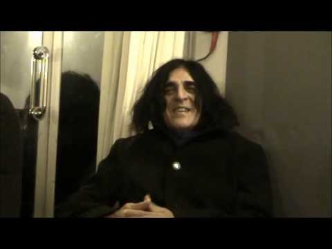 KILLING JOKE - An(other) interview with JAZ COLEMAN!