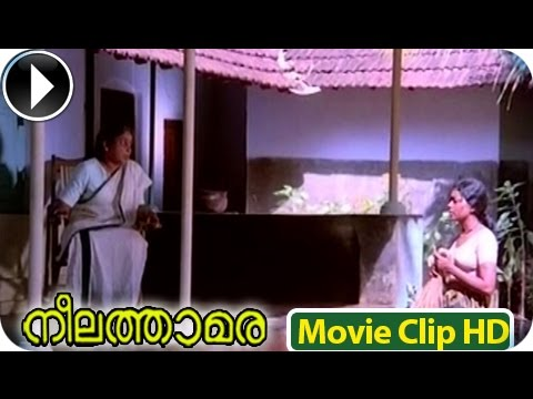 Malayalam Movie - Neelathamara - Romantic Scene - Part 2 Out...