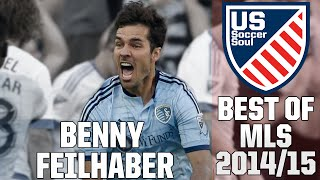 Benny Feilhaber ● Skills, Goals, Highlights MLS 2014/15 ● US Soccer Soul | HD