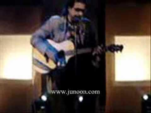 Salman Ahmad-Ghoom Tana Live  MTV