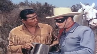 The Lone Ranger | The Angel and the Outlaw | HD | TV Series English Full Episode