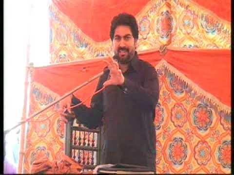 Zakir azhar abbas talharha majlis aza 17 june 2018 narang mandi narowal