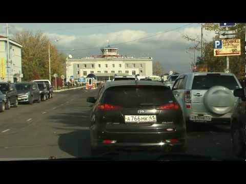 Аэропорт Петропавловска-Камчатского - Елизово.