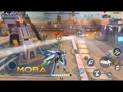 Top 6 NEW MOBA Games For Android/iOS 2018