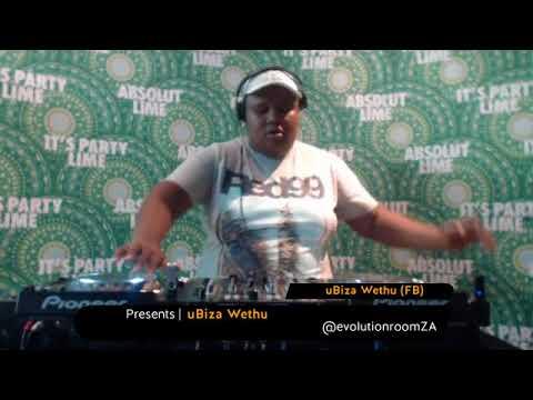 Evolution Room with uBiza Wethu Gqom Mix