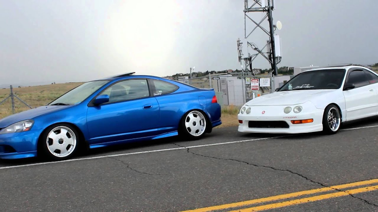 Honda Integra Dc5 Slammed - Viewing Gallery
