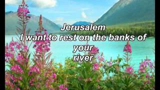 The Hoppers - Jerusalem Lyrics