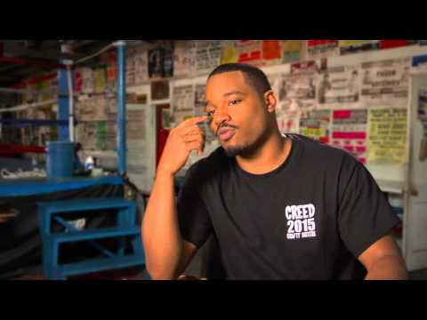 Creed: Director Ryan Coogler Behind The Scenes Movie Interview