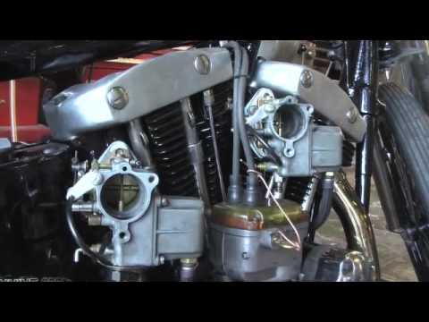Harley Davidson Sportster Carburetor