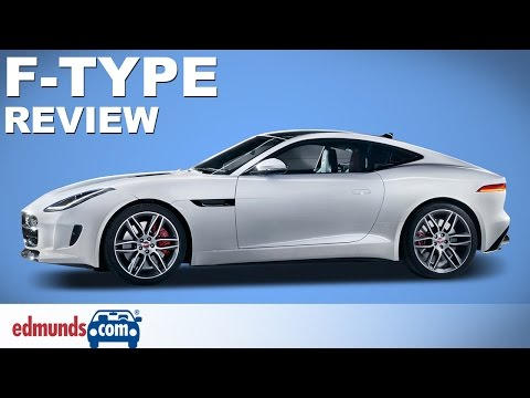 2015 Jaguar F-Type Review