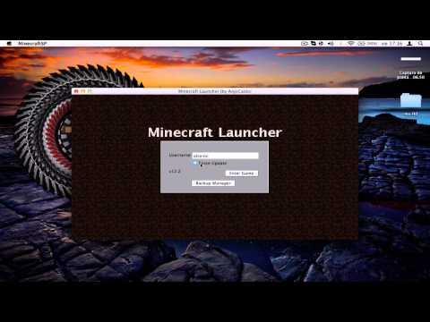 Como Descargar Minecraft 1.4.7 Actualizable!! Mac y Windows