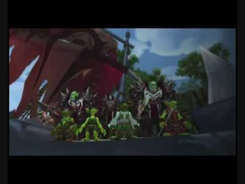 World of Warcraft Cataclysm Trailer At Blizzcon