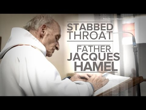 French President Says, 'France Is at War,' After Priest Brutally Murdered