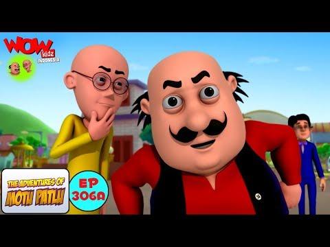 Motu Patlu dalam Bahasa   John Si Manusia Palu   Kartun animasi 3D untuk anak-anak thumbnail