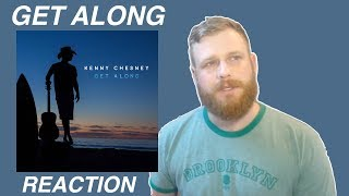 Download Lagu Kenny Chesney - Get Along | Reaction Gratis STAFABAND