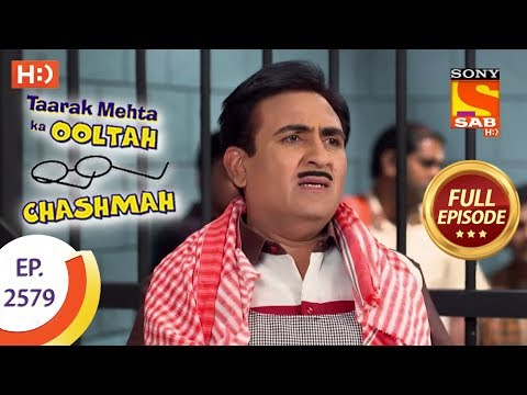 Taarak Mehta Ka Ooltah Chashmah - Ep 2579 - Full Episode - 18th October, 2018 thumbnail