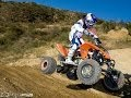 [2009 KTM 450 SX ATV Review] Video