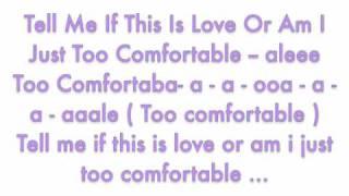 N-Dubz - Comfortable
