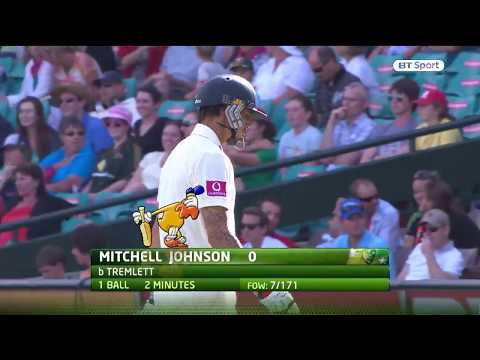 That time The Barmy Army saw off Mitchell Johnson! | Ashes 2010-11, Sydney