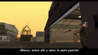 Gta San Andreas - Misión 17 - Robbing Uncle Sam (PC)