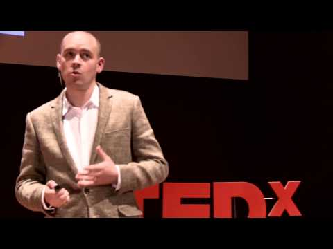 Modern Cancer: Robert Driscoll at TEDxGoldenGatePark