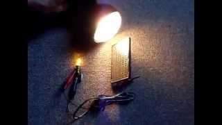 Kendi enerjisini üreten aydınlatma sistemi
